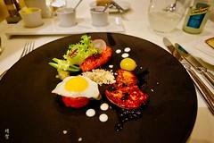 Foie gras (A. Wee) Tags: lucerne switzerland 卢塞恩 瑞士 luzern balances restaurant 餐厅 foiegras