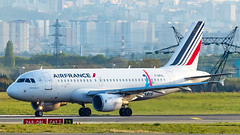 Airbus A319-111 F-GRXL Air France - Paris 2024 Sticker (William Musculus) Tags: plane spotting aviation airplane airport paris charles de gaulle roissy roissyenfrance lfpg cdg airbus a319111 fgrxl air france 2024 sticker af afr a319100 special livery scheme william musculus