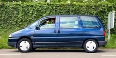Citroën Evasion 2.0i (Skylark92) Tags: vijfhuizen northholland noordholland holland netherlands nederland citroën citromobile evasion 20i