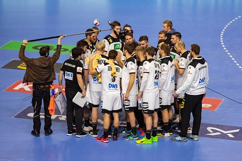 Team Germany Handball World Championship 2019 IHF