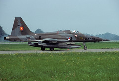 NF-5A K-3055 - RNethAF 314Sqn 810800 Eindhoven (Nikon Photographer NL) Tags: rnethafnavy military dutch nederlands aviation