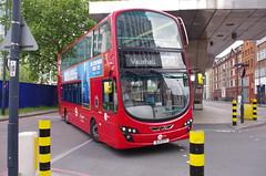 IMGP9643 (Steve Guess) Tags: vauxhall lambeth london england gb uk bus station tfl transportforlondon wright gemini bj11dty tower transit
