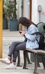 New generation (giuselogra) Tags: torino turin italy italia people girl girls streetphotographer streetphotography streetlife street chinagirls asiangirl