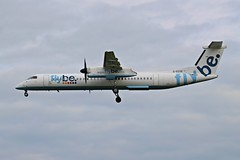 G-ECOE-NCL-11-05-2019 (swbkcb) Tags: ncl egnt gecoe dhc8d flybe