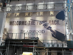 2019 Deadwood The Movie Billboard Times Square 8470 (Brechtbug) Tags: deadwood the movie billboard timothy olyphant ian mcshane molly parker kim dickens brad dourif keith carradine john hawkes jeffrey jones number one times square building below no longer existing orange news zipper ticker 42nd street broadway near 7th avenue new york city 05182019 next walgreens nyc hbo tv series 2004 2006 show television cable 2019