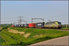 BLS 475 409 - Dordrecht 18-5 (Jonathan Blokzijl) Tags:
