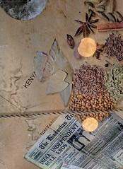 Nostalgia - grains, maps and a little history (dksesha) Tags: seshadri dhanakoti harita samvatsara googlepixel3xl googlepixel pixel3 pixel3xl sesh seshfamily haritasya vikaari vikaarisamvatsara google pixel tilottama