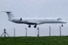 N296MA (GH@BHD) Tags: n296ma embraer erj erj145 erj145lr missionairsupport bfs egaa aldergrove belfastinternationalairport regionaljet aircraft aviation airliner