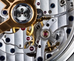 Gyrolab Escapement (hlaricca) Tags: escapement jaeger lecoultre 770 geophysic true second watch canon macro mpe 65
