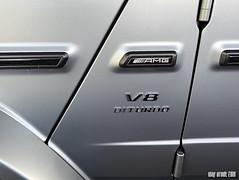 Mercedes Ben AMG G63 (seanavigatorsson) Tags: mercedes mercedesbenz gklasse g thefat derdicke v8 biturbo amg g63