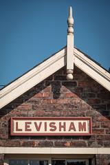 Signal box Levisham, deep in the North York Moors. (blair.kooistra) Tags: 2019 britain england heritage heritagerailways steam uk northyorkshiremoorsrailway railway locomotive northyorkmoors goathland whitby grosmont lms lner southernrailway