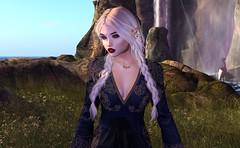 Persa in Elvion (beccaprender) Tags: elf elvion catwa catya bento maitreya lara fantasy lamb session ling swallow