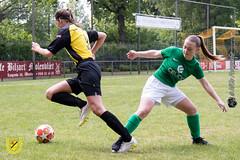 Baardwijk MO17-1 vs DVVC MO17-1 (43 van 54) (MiGe Fotografie) Tags: baardwijk baardwijkmo171 meisjesvoetbal meisjes meisjesonderde17 sportparkolympia waalwijk competitie canon80d fotografie hobbyfotografie hobby