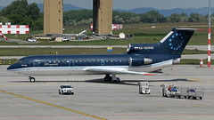 RA-42445 (czegenyp) Tags: airliner regional yakovlev jakovlev yak42 yk42 jak42 budapest ferihegy sirius aero lhbp