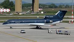 RA-42445 (czegenyp) Tags: airliner regional yakovlev jakovlev yak42 yk42 jak42 budapest ferihegy sirius aero lhbp сириус аэро як42д