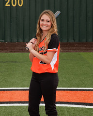 Erica Speer 2019 (TX 66) Tags: erica speer rockwall lady jackets varsity softball 2019 texas high school yellow 6a under armour sport women girls poster print uil athletes athletic people sign