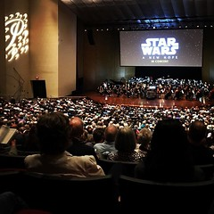First time watching Star Wars in a concert hall with a orchestra!!! (fozbaca) Tags: ifttt instagram starwars orchestra uk universityofkentucky lexington ky kentucky lexingtonky concert