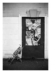 FILM - Abandoned (fishyfish_arcade) Tags: 35mm analogphotography bw blackwhite blackandwhite canonsureshotz135 filmphotography filmisnotdead hp5 istillshootfilm monochrome analogcamera compact film ilford mono