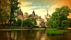 Castle ... (HSS) (KPPG) Tags: hss sliderssunday ungarn hungary budapest burg castle architektur architecture europa europe processed