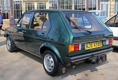 NJS 458S (3) (Nivek.Old.Gold) Tags: 1978 volkswagen golf gls 5door 1457cc hh williammunro invergordon