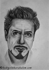Robert Downey Jr. Drawing | Sketching | Karakalem (hediyelikkarakalem) Tags: charcoal charcoaldrawing drawings draw image pictures illustration graphics paintings sketching pencildrawing art myart graphic creative portrait abstractart life love realism cool awesome beautiful sketchbook artist lifestyle europe usa design birthday