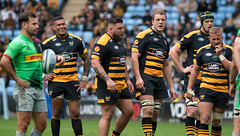 Nathan Hughes still smiling (davidhowlett) Tags: ricoharena quins wasps premiership waspsrugby gallagher rugbyunion ricoh rugby coventry harlequins