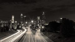Atlanta at night... (pboolkah) Tags: ngc atlanta georgia unitedstatesofamerica canon canon5d canon5dmkiv unitedstates city cityscape
