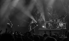 Slayer (Stephen J Pollard (Loud Music Lover of Nature)) Tags: paulbostaph drummer baterista garyholt tomaraya vocalist vocalista guitarist guitarrista bassist bajista concertphotography concert concierto music músico musician música livemusic envivo artista performer slayer