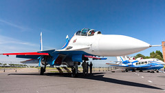 IMG_5488 (ValeriyK82) Tags: beriev russia su30 aircraft aviation airplane avia canon taganrog flanker flight airforce let suchoi airshow plane aviashow helicopter copter