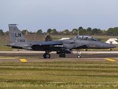 United States Air Force | McDonnell Douglas F-15E Strike Eagle | 91-0303 (MTV Aviation Photography) Tags: united states air force mcdonnell douglas f15e strike eagle 910303 unitedstatesairforce mcdonnelldouglasf15estrikeeagle usaf usafe lakenheath ln raflakenheath egul canon canon7d canon7dmkii