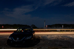 ff-7-2 (geekosuave) Tags: long exposure happy fort fisher ocean atlantic greenfield lake car