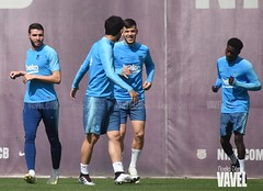 DSC_7987 (VAVEL España (www.vavel.com)) Tags: fcb barcelona barça media press previa football fútbol futebol soccer liga eibar blaugrana