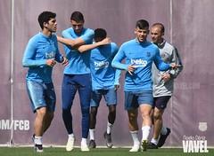 DSC_7986 (VAVEL España (www.vavel.com)) Tags: fcb barcelona barça media press previa football fútbol futebol soccer liga eibar blaugrana