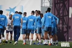 DSC_7984 (VAVEL España (www.vavel.com)) Tags: fcb barcelona barça media press previa football fútbol futebol soccer liga eibar blaugrana
