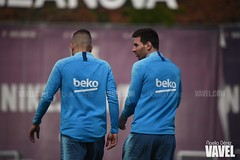 DSC_7980 (VAVEL España (www.vavel.com)) Tags: fcb barcelona barça media press previa football fútbol futebol soccer liga eibar blaugrana