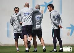 DSC_7947 (VAVEL España (www.vavel.com)) Tags: fcb barcelona barça media press previa football fútbol futebol soccer liga eibar blaugrana