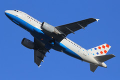 9A-CTG, London Heathrow, December 31st 2015 (Southsea_Matt) Tags: 9actg croatiaairlines airbus a319112 airplane plane jetplane aircraft jet aviation december 2015 winter canon 60d 100400mm londonheathrow egll lhr greaterlondon transport vehicle unitedkingdom england zadar