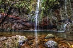 Levada 25 Fontes (Toledo 22) Tags: waterfall natur nature see levadas berg quelle felswand fels farn 25fontes rabacal wasserfall levada madeira portugal