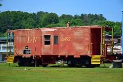 Louisville & Nashville 6492 (redfusee) Tags: ln