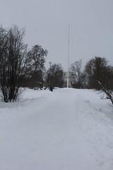 Tähtitorninmäki 11 (sohvimus) Tags: helsinki helsingfors lumi vinter talvi tähtitorninmäki snow suomi finland hiver winter sneeuw ullanlinna ulrikasborg tähtitorninvuori
