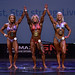 Women's Physique A 2nd #65 Canhas 1st # 99 Squires 3rd #77 Ball