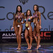 Bikini Novice 2nd #84 Sharifi 1st #1 Kulick 3rd #68 Nadeau