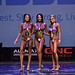 Bikini True Novice  2nd #68 Nadeau 1st #84 Sharifi 3rd  #98 Colalillo