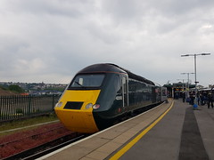 43188+43093 (Conner Nolan) Tags: 43188 43093 gwr hst bristoltemplemeads greatwesternrailway