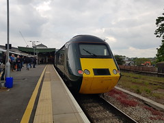 43188+43093 (Conner Nolan) Tags: 43188 43093 gwr greatwesternrailway bristoltemplemeads hst