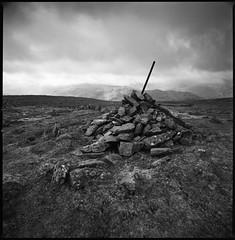 Ullscarf (Mark Rowell) Tags: ullscarf lakedistrict cumbria uk hasselblad swc 903 fomapan blackandwhite bw 6x6 120 mediumformat film