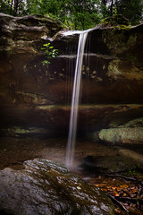 Burden Falls Top (Wits End Photography) Tags: statepark southernillinois illinois shawneenationalforest woods shawnee waterfalls nature