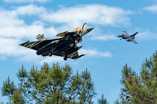 Dassault Rafale C 30-GN Nato Tiger Meet 2019, BA 118 Mont-de-Marsan - Nato Tigers