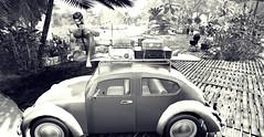 Splash beach (Nando Bayard Serrari) Tags: secondlife beach blackwhite men lgbt