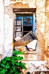 Old Village, Alonnisos (Kevin R Thornton) Tags: d90 alonnisos nikon window alonissos northernsporades architecture greece oldtown travel oldvillage alonnissos decentralizedadministrationof